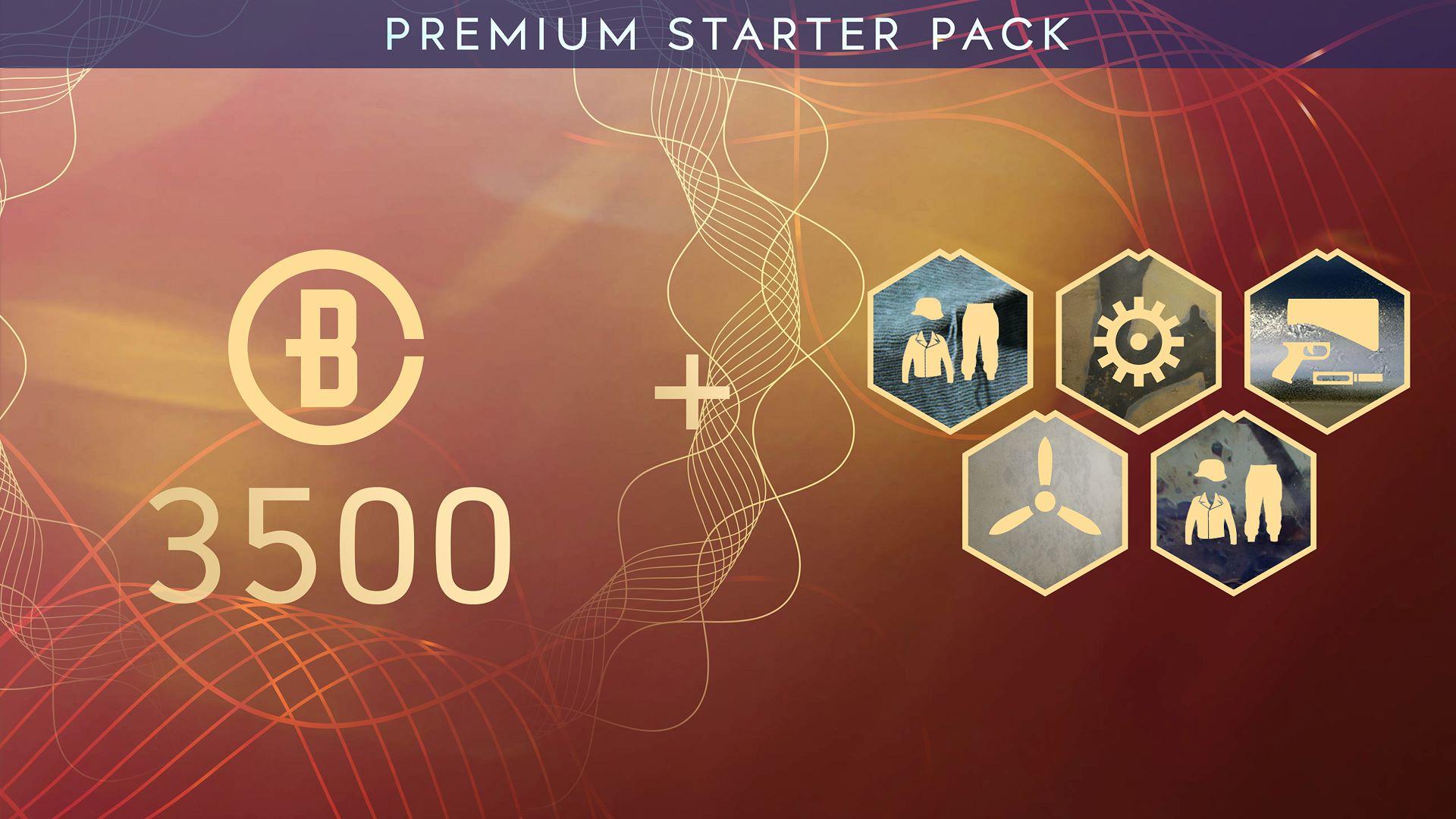 Battlefield V Premium Starter Pack
