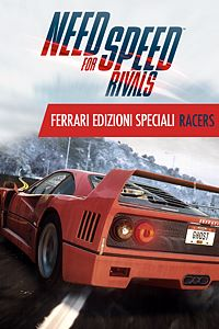 Carátula del juego Need for Speed Rivals Ferrari Edizioni Speciali Racers