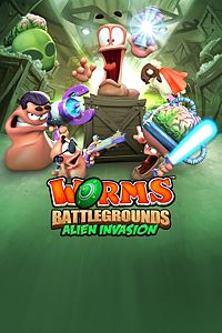 Worms Battlegrounds: Alien Invasion
