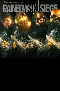 Carátula del juego Tom Clancy's Rainbow Six Siege: Pro League Gold Sets