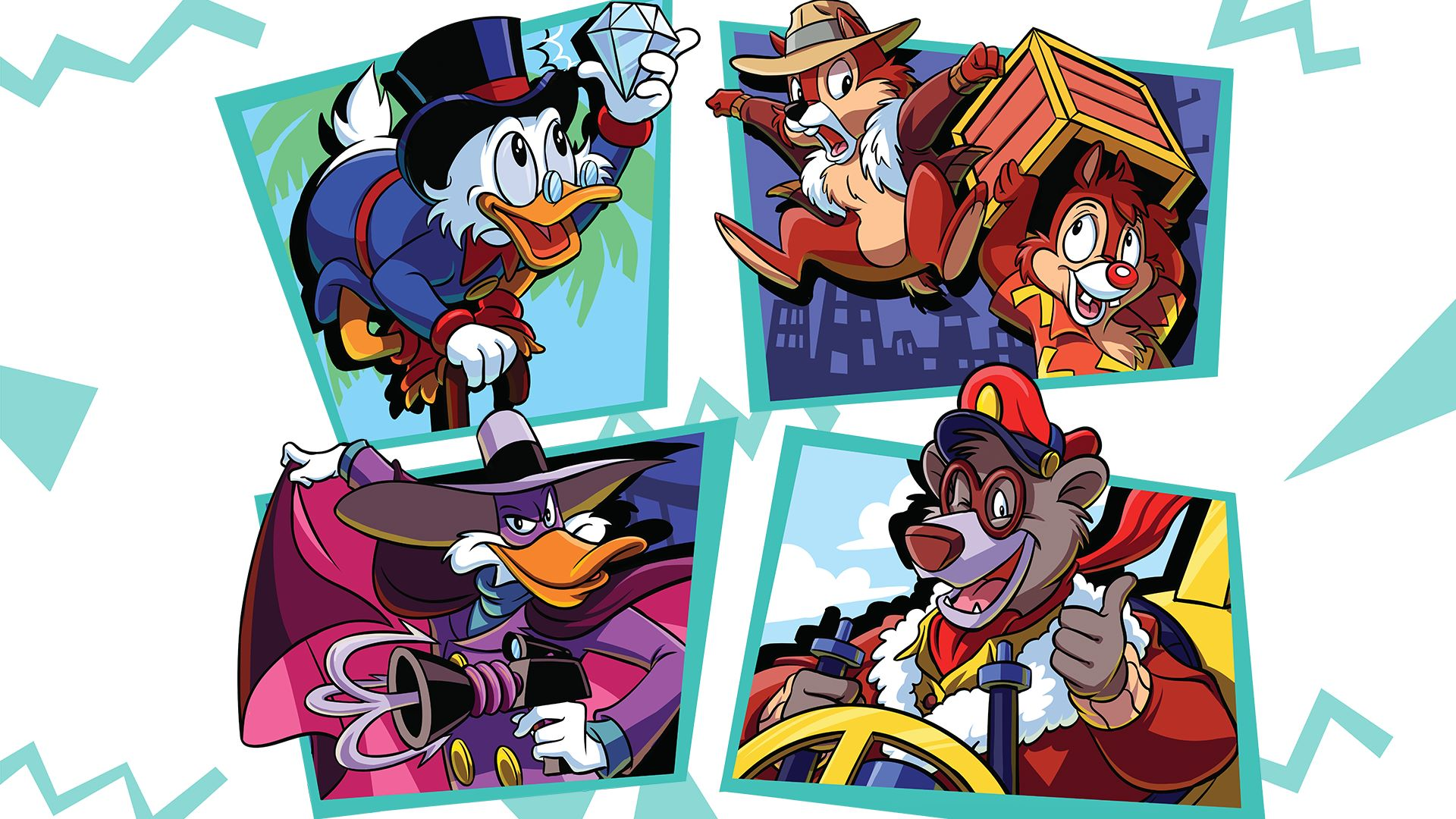 Buy The Disney Afternoon Collection  Microsoft Store