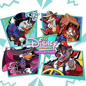 The Disney Afternoon Collection Xbox One