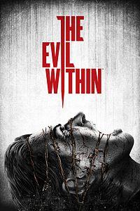 Carátula para el juego The Evil Within de Xbox 360