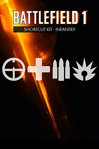 Carátula del juego Battlefield 1 Shortcut Kit: Infantry Bundle