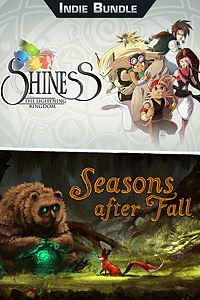 Carátula del juego INDIE BUNDLE: Shiness and Seasons after Fall
