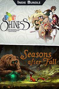 Carátula del juego INDIE BUNDLE: Shiness and Seasons after Fall