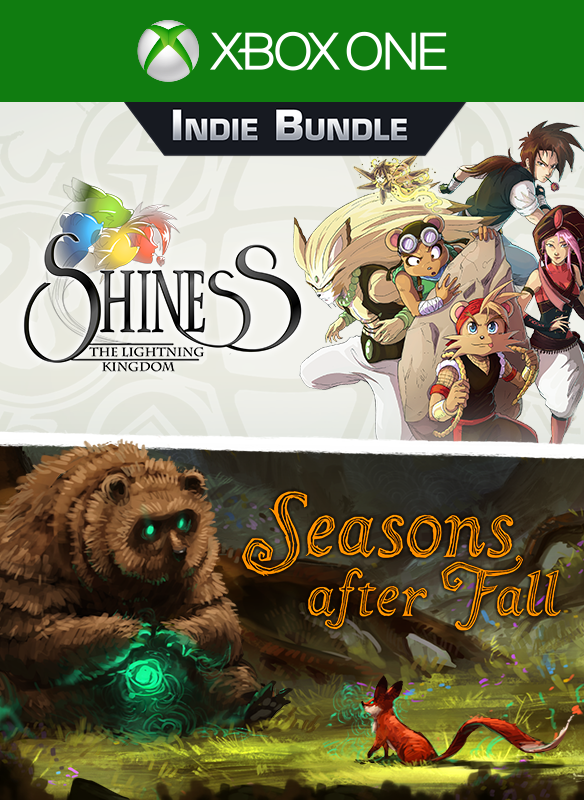 INDIE BUNDLE: Shiness and Seasons after Fall boxshot