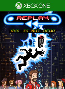 replay vhs is not dead is now available for xbox one