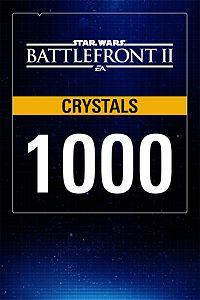 Carátula del juego STAR WARS Battlefront II: 1000 Crystals Pack