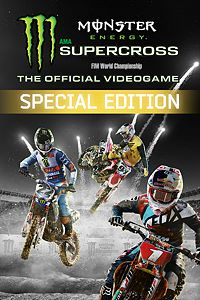 Carátula del juego Monster Energy Supercross - Special Edition