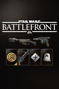 Carátula del juego STAR WARS Battlefront Survivalist Upgrade Pack