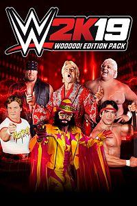 Carátula del juego WWE 2K19 Digital Deluxe Bonus