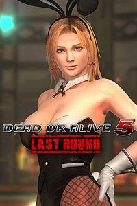 Carátula del juego DEAD OR ALIVE 5 Last Round Sexy Bunny Tina