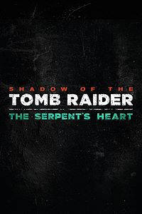 Shadow of the Tomb Raider - The Serpent's Heart - Add-on