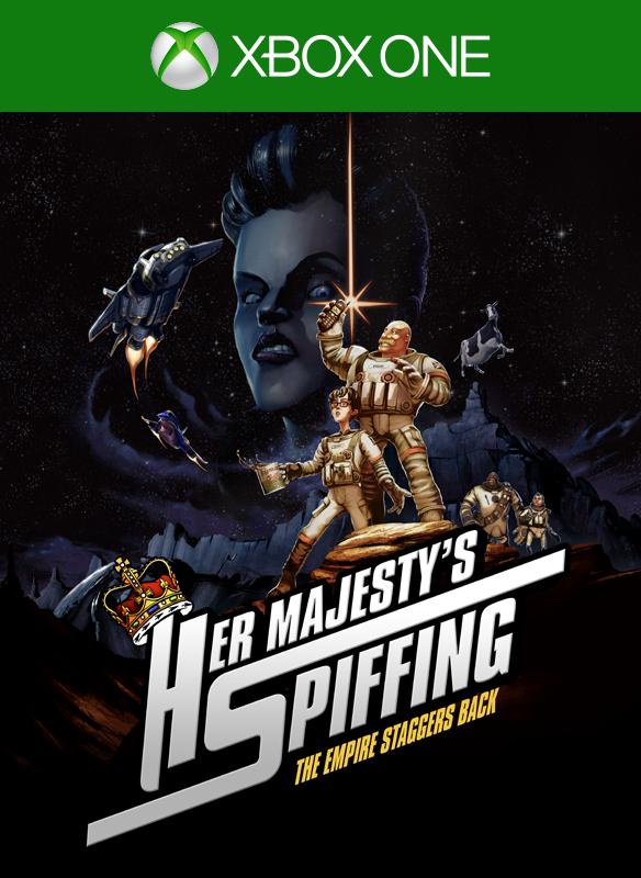 Her Majesty's Spiffing boxshot