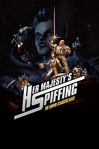 Carátula del juego Her Majesty's SPIFFING de Xbox One