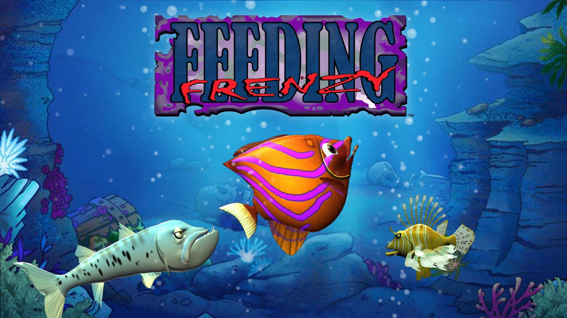 download game feeding frenzy 1 full version free