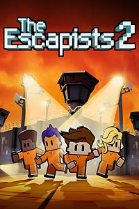 Carátula del juego The Escapists 2