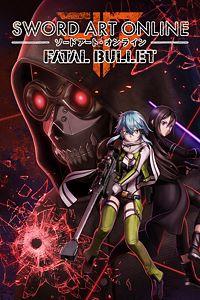 Carátula para el juego SWORD ART ONLINE: FATAL BULLET de Xbox 360