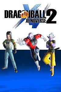Carátula del juego DRAGON BALL XENOVERSE 2 - Extra Pack 2