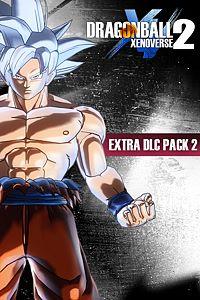Carátula del juego DRAGON BALL XENOVERSE 2 - Extra DLC Pack 2