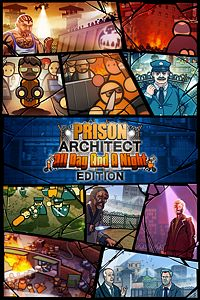 Carátula del juego Prison Architect: All Day And A Night Edition