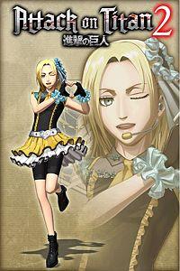 Carátula del juego Additional Annie Costume, Pop Star