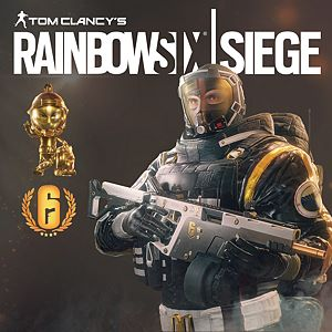 Tom Clancy's Rainbow Six Siege: Pro League Lion Set Xbox One
