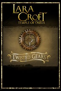 Carátula del juego Lara Croft and the Temple of Osiris Twisted Gears Pack