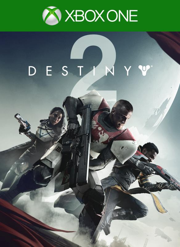 Destiny 2 boxshot