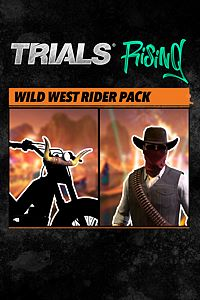 Carátula del juego Trials Rising - Wild West Rider Pack