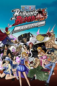 Carátula del juego One Piece: Burning Blood Wanted Pack