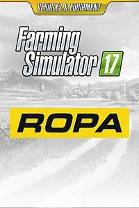 Carátula del juego Farming Simulator 17 - ROPA PACK