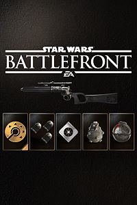 Carátula del juego STAR WARS Battlefront Bounty Hunter Upgrade Pack