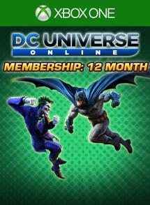 DC Universe™ Online - 12 Meses de Adesão