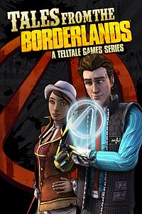 Carátula del juego Tales from the Borderlands - Episode 1: Zer0 Sum de Xbox One