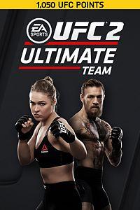 Carátula del juego EA SPORTS UFC 2 - 1050 UFC POINTS