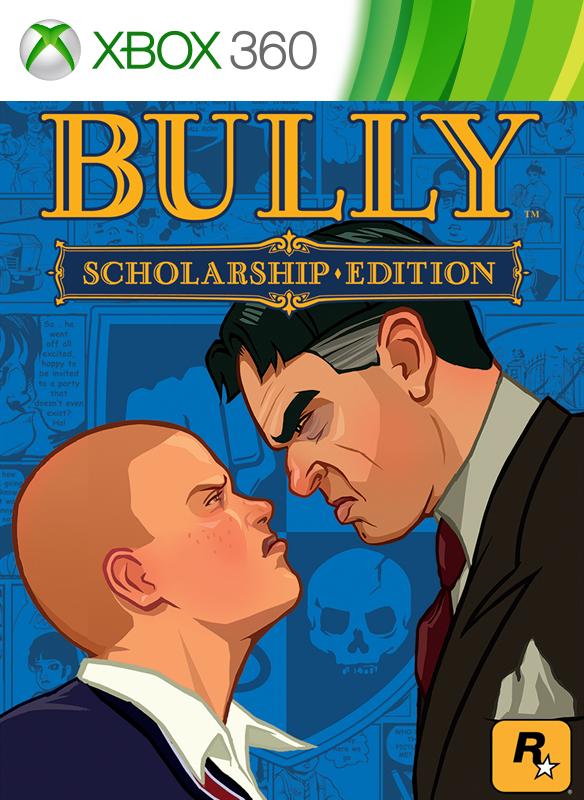 Bully: Scholarship Edition boxshot