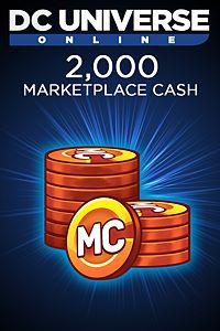 Carátula del juego 2,000 Marketplace Cash