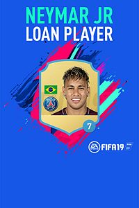 Carátula del juego Neymar Loan Player Item