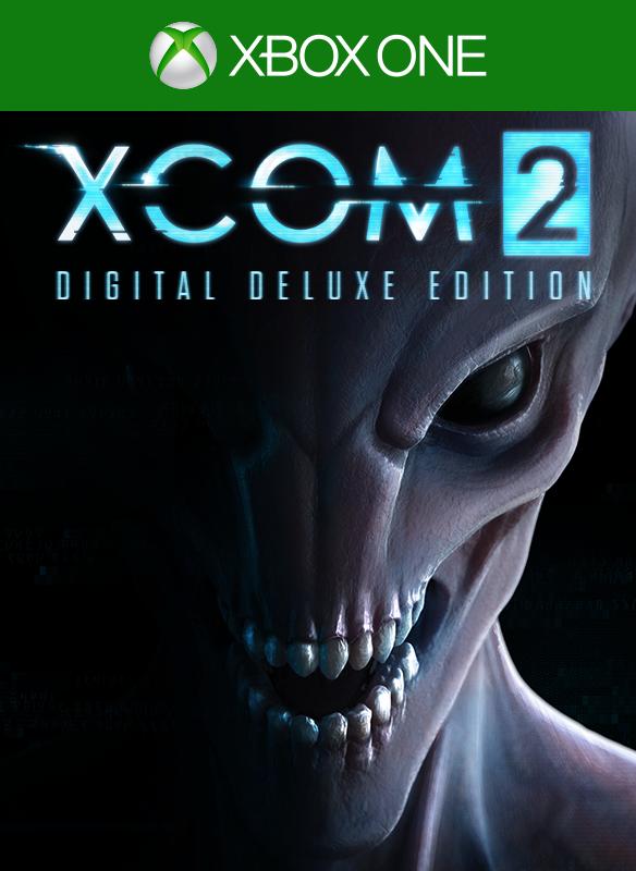 XCOM 2 Digital Deluxe boxshot