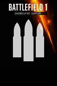 Carátula del juego Battlefield 1 Shortcut Kit: Support Bundle