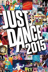 Carátula del juego JUST DANCE 2015