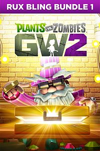 Carátula del juego Plants vs. Zombies Garden Warfare 2 Rux Bling Bundle 1
