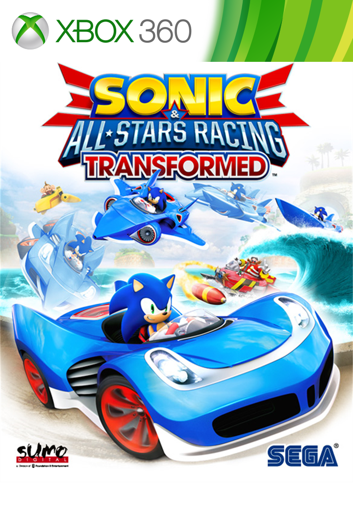 7bda2577380 Comprar Sonic   All-Stars Racing Transformed - Microsoft Store pt-BR