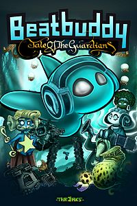 Carátula del juego Beatbuddy: Tale of the Guardians de Xbox One