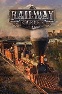 Carátula para el juego Railway Empire de Xbox One