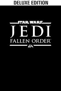 Carátula del juego STAR WARS Jedi: Fallen Order Deluxe Edition