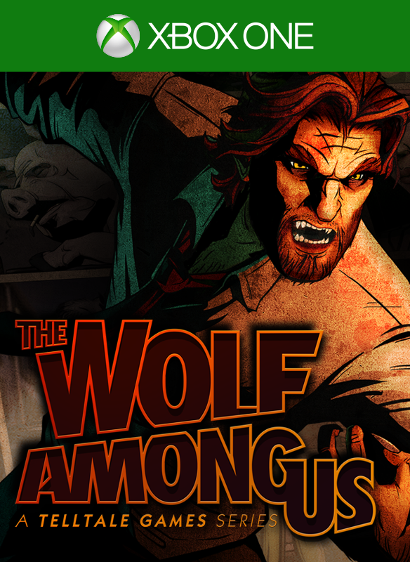 The Wolf Among Us boxshot