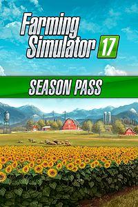 Carátula para el juego Farming Simulator 17 - Season Pass de Xbox One